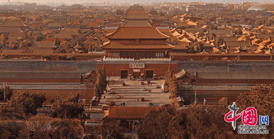 【故宫】 摄于北京