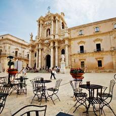意大利:西西里岛的锡拉库萨