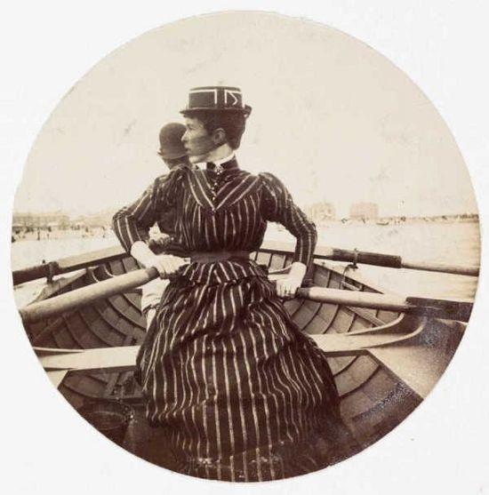 柯达125周年和第一代柯达相机拍摄的老照片