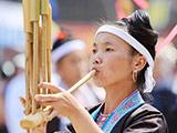 千人赛芦笙 共话民族情[组图]