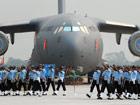印度空軍慶祝建軍日[組圖]