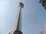 中国西部第一高塔—四川广播电视塔开放
