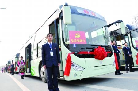 北京定制公交新增18条线路图片