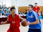 """皇家马德里篮球教练的""""中国课程""""[组图]"""