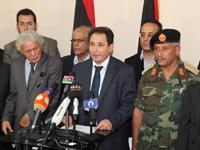 利比亚总理获释 [组图]