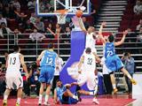 歐洲籃球首次中國之旅:北京金隅以86-92不敵皇家馬德里隊
