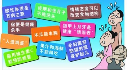十大生活谣言被辟谣_十大生活谣言公布 从指甲月牙看健康不靠谱_ 视频中国
