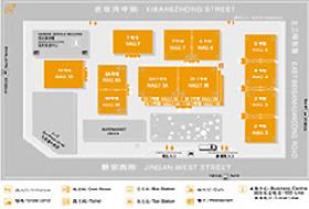 第八届文博会主展场展区分布及展览介绍