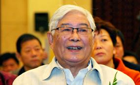 顾明远:中国教育学会名誉会长