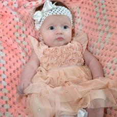 英国 女婴 最年轻 选美 皇后 组图