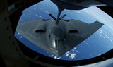 "B-2""幽灵""战略轰炸机"