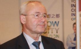 俄罗斯联邦驻华大使馆参赞 北京俄罗斯文化中心主任孔诺夫