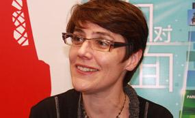 法国高等教育与科学合作处高等教育合作专员凯若兰