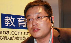 中教国际教育交流中心美大部项目总监佟桐