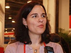 西班牙塞万提斯学院总务 Carmen Burguillo