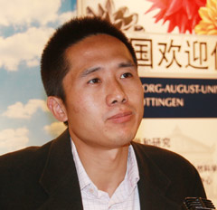 德国哥根廷大学中国代表处主任助理杨阳