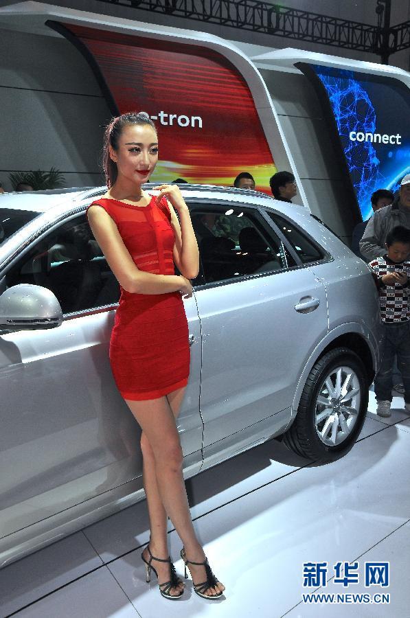 2013成都车展囧模_豪车靓模齐聚2013北京进口车展[组图]_图片中国_中国网