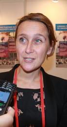 荷兰阿姆斯特丹自由大学 国际项目官员 Eva Meiyerinh