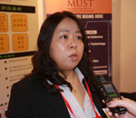 马来西亚Optima International College 副校长 Michelle Zhong Yi