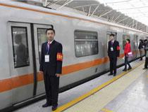 北京铁路电气化学校:学生在铁路一线实习