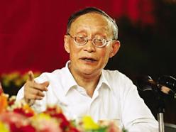 著名的机械工程专家、教育家、中科院院士杨叔子:杨叔子