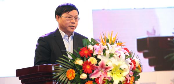 中国互联网新闻中心副主任李富根致辞