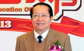 刘堂江:中国教育学会常务副会长