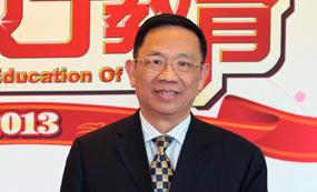 杨春茂:教育部中国教师发展基金会秘书长