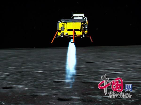 嫦娥三号着陆直播吗_嫦娥三号月面软着陆 - 中国网