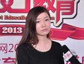 世贸通网络营销中心公关传播主管 张曼