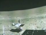 """""""嫦娥三号""""着陆区全景照片首次公开"""