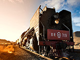 蒸汽機車 時代的記憶[組圖]