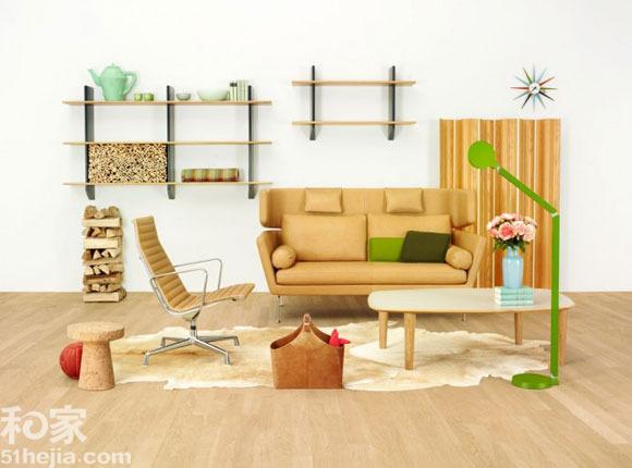 10类双人沙发设计 给小客厅发福利