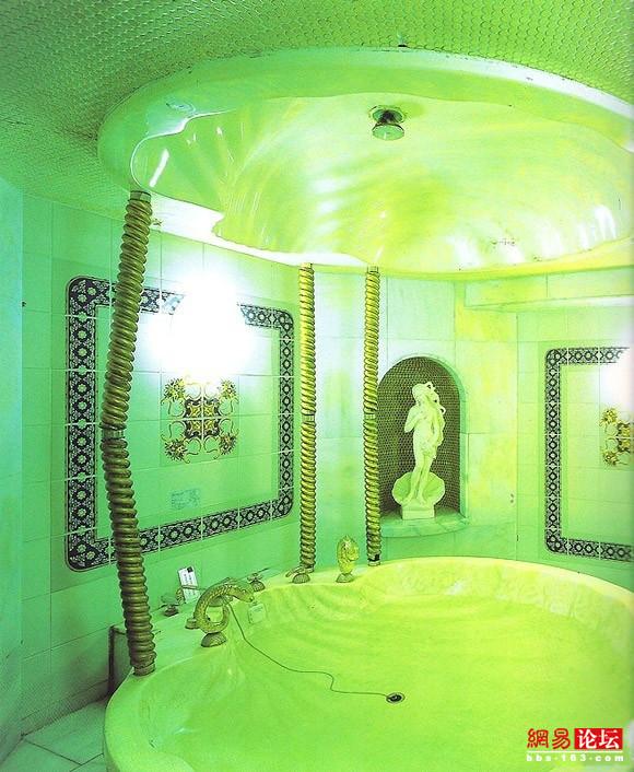 日本特色主题旅馆 风情万种装潢似监狱组图