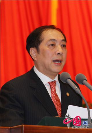 上海市政协十二届二次会议开幕 围绕改革谋策建言