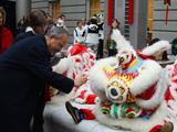 中國新年家庭日火熱華盛頓 吸引眾多美國家庭參與
