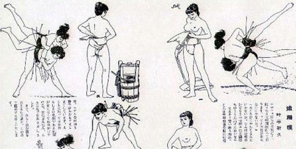 欧美色情囹��9�yf_揭秘:日本女相扑如何从色情到竞技的演变(图)