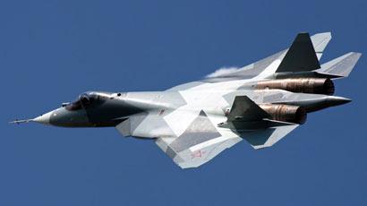 俄罗斯第五代多用途战斗机T-50获超强隐身能力