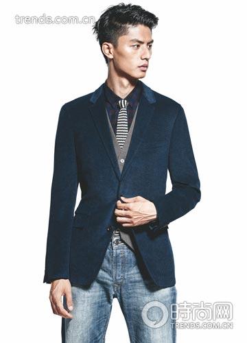 如何搭配西装领带衬衫 7大规则点亮商务 三角区