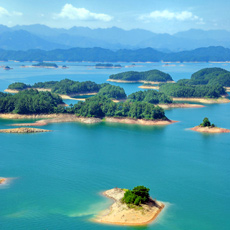 千岛湖迷人风光[组图]