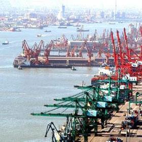 蘇州市首個內河港口資訊管理平臺投入建設