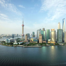 上海:生態治理利百姓 綠色河岸美家園