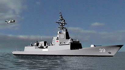 """澳第二艘""""霍巴特""""级驱逐舰开建 兼具作战指挥"""
