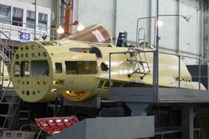 俄绝密苏-35战机生产线首曝光 有些简陋