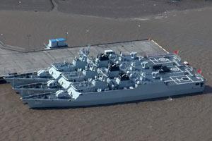 美国评出世界10大轻型护卫舰 中国056舰上榜
