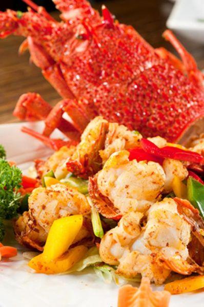澳洲 龙虾刺身图片 澳洲龙虾图片 刺身三文鱼高清图片