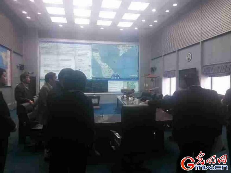 马航飞机失联地点_交通运输部寻找事故地点[组图]_图片中国_中国网