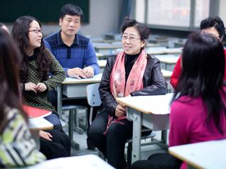 吳正憲:從課堂到人民大會堂