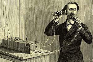 1876年3月10日贝尔发明电话_ 视频中国