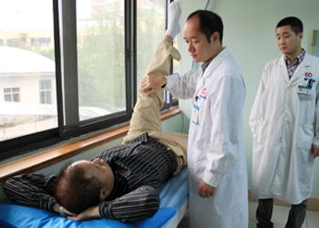 赖志刚:立志为患者骨健康服务